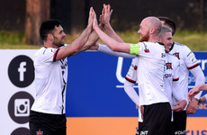 Shields signs off in style as Dundalk see off Derry City for latest home win