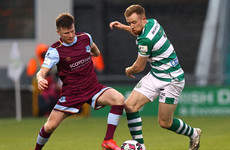 Penalty in each half sees Shamrock Rovers share spoils with Drogheda