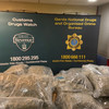 Man (30s) arrested after €740,000 worth of cannabis seized at Rosslare Europort