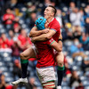 Irishmen to the fore as Lions win but captain Alun Wyn Jones' tour is over