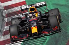 Red Bull's Verstappen takes pole position for Styrian GP