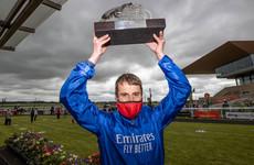 Hurricane Lane denies Lone Eagle to grab Irish Derby crown