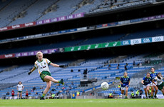 Star forward hits 1-5 as Meath end seven-year wait for return to top-flight