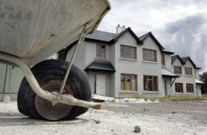 Planning applications down 19 per cent in 2012