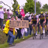 Spectator who caused giant Tour de France crash to be sued by organisers