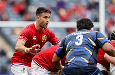 Conor Murray has been appointed the new Lions captain