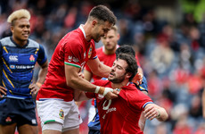 Gatland's shock call sees experienced Conor Murray lead the Lions