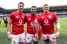Murray the biggest winner from a tumultuous day for Gatland's Lions