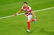 Croatia dealt major blow as Covid-19 rules Ivan Perisic out of Spain clash