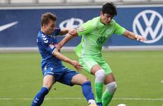Bundesliga side Wolfsburg reward Ireland youngster with three-year contract