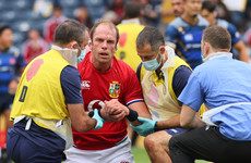 Lions look past 'huge loss' of Jones as they set off for South Africa