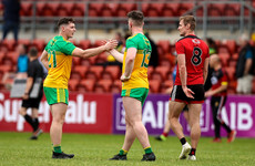 Donegal signal their intent with Ulster Championship trouncing of Down