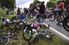 French police launch investigation into giant Tour de France crash culprit