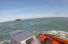 Four people rescued by Coast Guard and RNLI off Wicklow beach