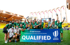 History-making Ireland Sevens learn Olympic fate after pool draw