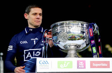 I don't expect Stephen Cluxton to play for Dublin next week: Whelan