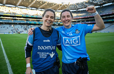 'To have her in the dressing room again is brilliant' - retired Dublin star making impact felt in different capacity