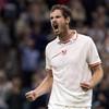 Andy Murray wins first Wimbledon singles match since 2017