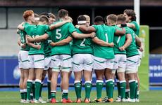 Ireland U20s look to keep building ahead of Triple Crown showdown with England