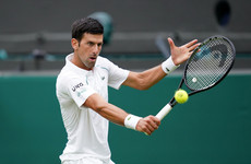 Djokovic reveals Wimbledon rival's father wanted him to be British