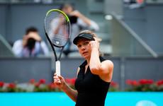 Injured Simona Halep withdraws from Tokyo Olympics