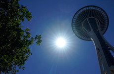 Record breaking temperatures scorch US Pacific northwest for second consecutive day
