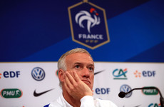 Deschamps: 'Kylian took the responsibility... no-one is really angry with him'