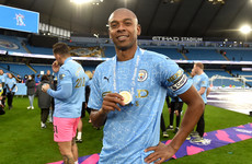 After 350 appearances and 12 trophies, 36-year-old Fernandinho commits to 9th Premier League season
