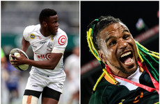 Springboks name three new caps as Lions warm-up begins with Georgia clash