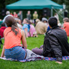 200 people will be able to attend outdoor events from next week