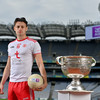 'There's no point in allowing nerves in or playing with fear' - Tyrone's new attacking star