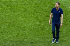 Frank de Boer quits as Netherlands manager after Euro 2020 exit