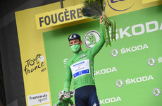 Cavendish wins first Tour de France stage in five years