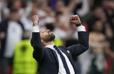 TV Wrap - Southgate keeps his cool as the BBC begin to lose the run of themselves
