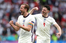 Declan Rice insists England have created a 'piece of history' by beating Germany