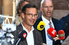 Sweden's centre-right Moderates leader asked to try and form government