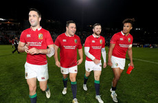 'There was a bit of a shocked look on his face' - George backs popular Murray to shine as Lions captain