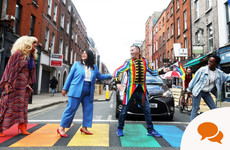 Aoife Martin: Pride isn't just about rainbows and flags - it's about being seen