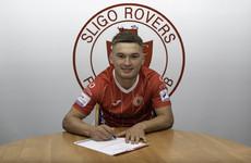 Sligo Rovers sign attacking midfielder Keogh from Southampton