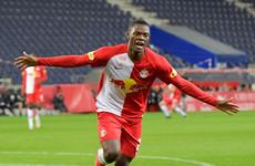 Leicester agree €26m deal for RB Salzburg striker Daka