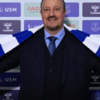 It's official: Rafa Benitez has been appointed Everton manager