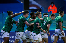 Ireland U20s go hunting for Triple Crown against England side who 'can do a bit of everything'