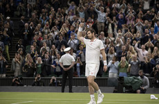 Andy Murray progresses with thrilling five-set win