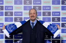Benitez promises to fight for Everton as he clarifies 'small club' jibe