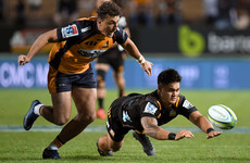 Quinn Tupaea handed All Blacks start against Tonga