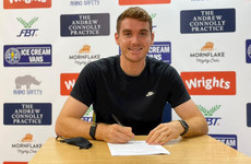 League One switch for former Ireland U21 captain Tommie Hoban
