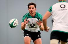 Ryan captains Ireland as Carbery makes long-awaited return against Japan