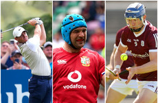 Here's your TV guide to a jam-packed weekend of sport