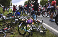 'We'd like to calm things down' - Tour de France withdraws complaint against spectator who caused pileup