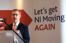 NI Protocol - not DUP - threatens Stormont stability, Jeffrey Donaldson says